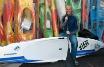 Neu im Kanu-Treff: Stand Up Paddle Boards und Zubehör